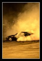Burning Rubber by h4m4m4t