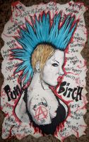 Punk Is Not Dead: In '88 by AliciaEvan