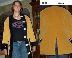 Pirate coat by Venray