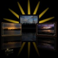Sunset Gallery by LoneWolfPhotography