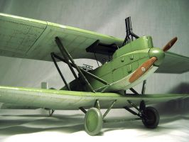 Junkers J.1 by Abiogenisis