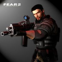 FEAR 2 Becket Assault by toughraid3r37890