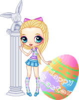 Happy Easter by Disorder-Chaos