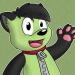 Gir Guy [commission] by Cartcoon