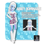 Abby Bominible | DL by GomoMMD