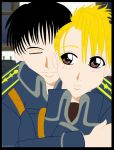 """Excuse me...?"" by Electrastar by Roy-Mustang-Fanclub"