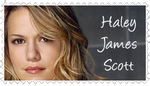 OTH Stamp - Haley James Scott by lilith-lips