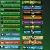 Forum Badges- FInished by Spiral-0ut