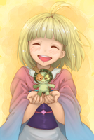 Shiemi by madtoast