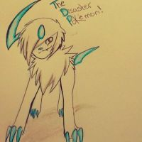 Imma Absol! by ForrestFoxes