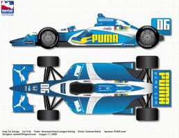 Indy Car Graham Rahal - Puma by atomik99
