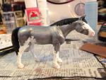 Silver Sabino American Paint Mare by naomithewolf