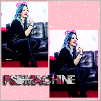 PSDMachine by lovatochanel