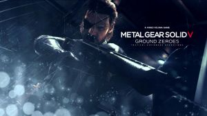 Metal Gear Solid 5 - Ground Zeroes (Snake) by Noc21