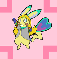 Request - Emy-Chu by PinkuFootsie