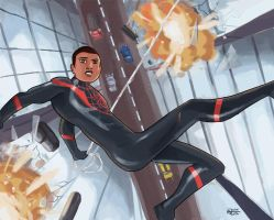 Miles Ahead by thewipeout