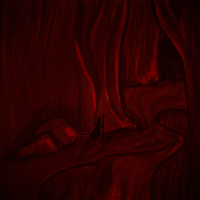 Through the Caverns by CarrieExMachina