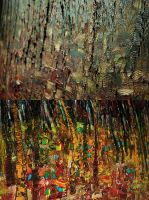 whisper of autumn,  shouting of smell, detail by lauraverde
