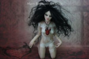 Keepsake... by MaryRopelatoArtDolls