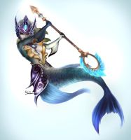 The fish Nami by Lnterrupted