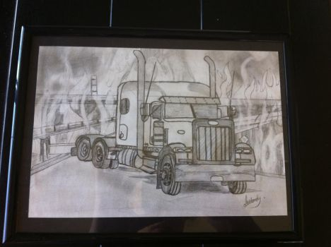 Truck in Magnificent by Shadowbambie23