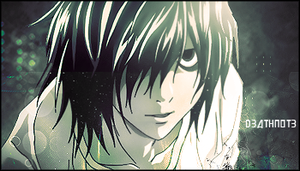 DeathNote tag by stefanozzy