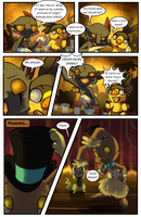 M6P7 - Butterscotch Sundae + Respectable Gents by cricketune