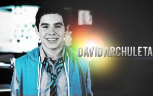David Wallpaper by mikeygraphics