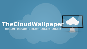 TheCloud Wallpaper by LiamWise