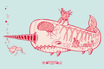 Beastwhale by 1upNimrod