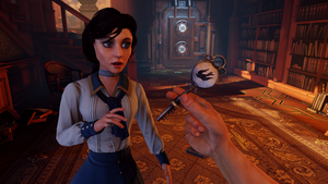 BioShock Infinite - the key. by Nylah22