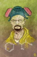 The one who knocks by MikeOppArt