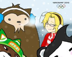 APH: 2010 Vancouver Olympics by Pharos-Chan