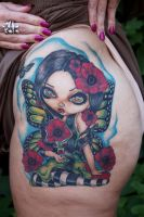 Poppy fairy HEALED by danktat