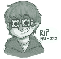 RIP, you sweet man by Ska4Life