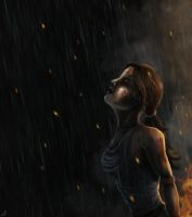 Tomb Raider - First Blood by DarkDragonFromHeaven
