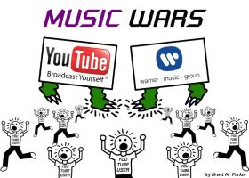 Music Wars by animagusurreal