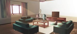 living room by 2299299