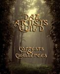 Daz Artists Guild - Contests by Erulian