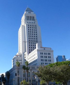 City Hall/The Daily Planet by ShipperTrish