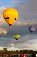 The last balloons by imonline