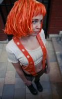 Leeloo Dallas Multipass 2012 May by Tanuki-Tinka-Asai