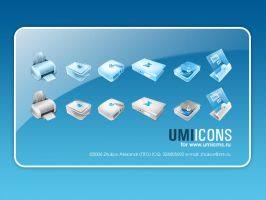 umiicons by TIT0