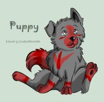 Puppy - CLOSED by ladyofthewilds
