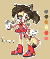 CE: Irene by Coconut-rave