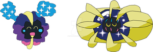 Cosmog and Cosmoem
