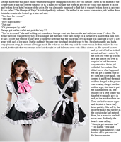 The Change of Ways: Room 1 (Maid TG Caption) by RandomTGCaps
