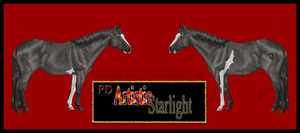 PD Artistic Starlight - Paint by painted-cowgirl