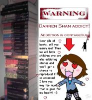 Contageous addictions - Part 1 by JennaMarwell