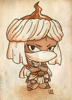 Chibi Silat by Booter-Freak
